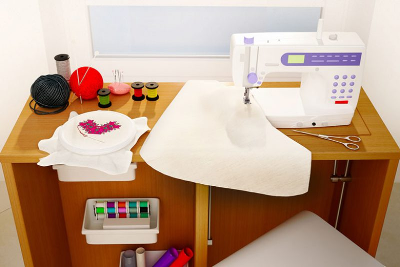 Best Embroidery Machines Reviews & Buying Guide 2018