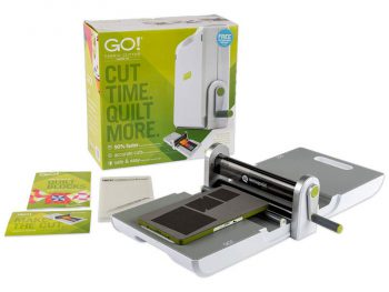 AccuQuilt GO Fabric Cutter Review