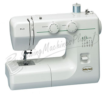 Baby Lock BL9 Sewing Machine