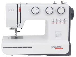 Bernette 35 Swiss Design Sewing Machine Review