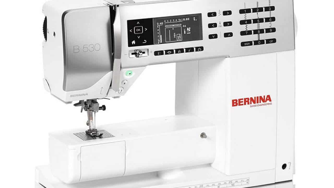 Bernina 530 Review 2019 – A Sewing Machine That Grows With You
