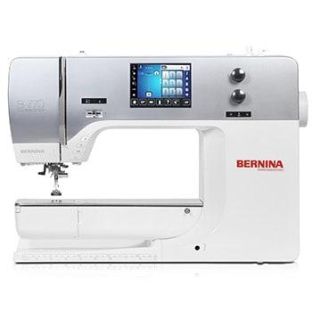 Bernina 770 QE Review