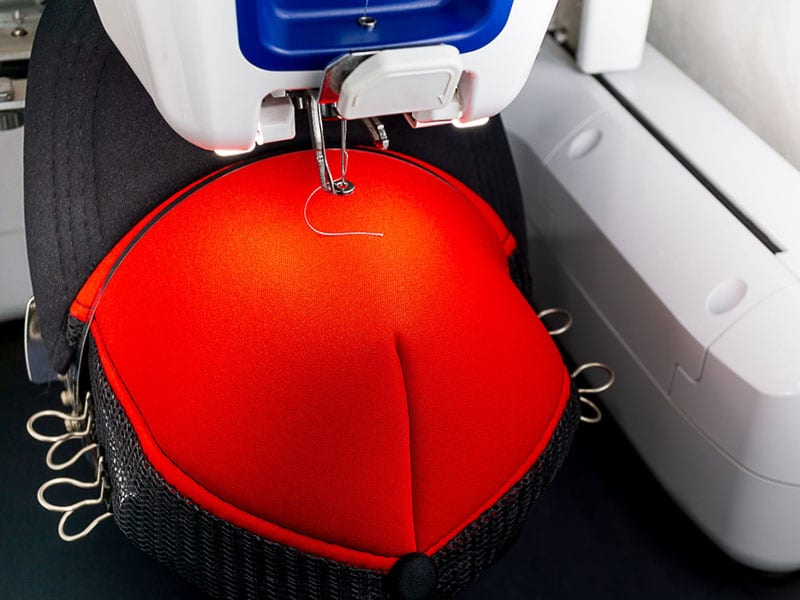 Top 16 Best Embroidery Machine For Hats 2019 - The Ultimate Guide