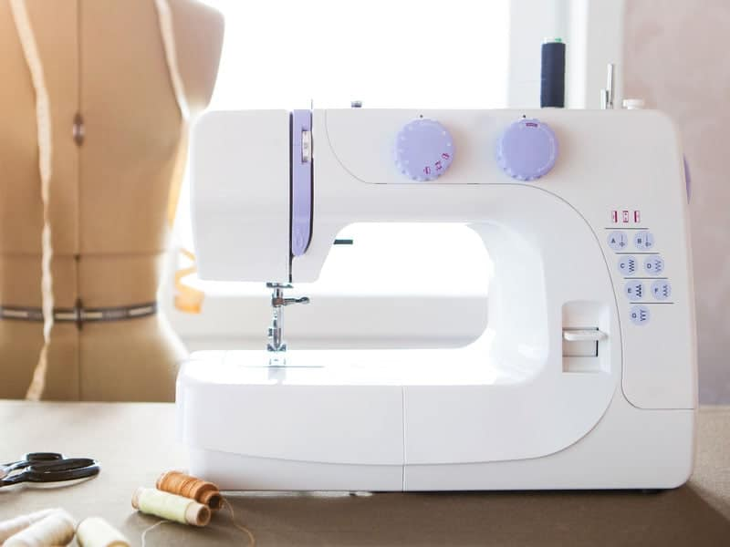 23 Best Sewing Machines For Leather 2020 Thick Heavy