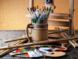 Best Paint Brushes For Acrylic Painting