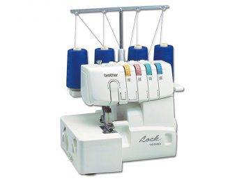 Brother 1034D Serger/Overlocker/Sewing Machine Review