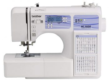 Brother HC1850 Sewing and Quilting Machine Review
