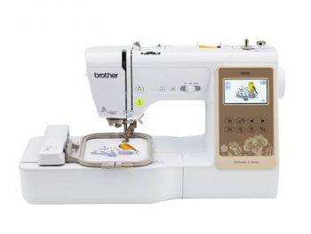 Brother SE625 Embroidery Sewing Machine Review