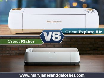 Cricut Explore Air Vs Cricut Maker