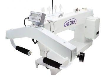 Encore 18x8 Inch Long Arm Quilting Machine