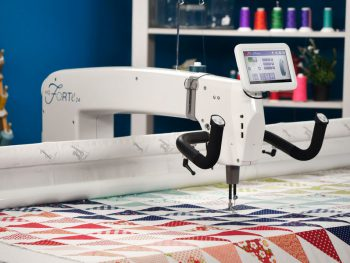 Handi Quilter Forte 24 Long Arm Quilting Machine