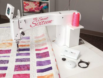 HQ Sweet Sixteen Long Arm Quilting Machine
