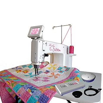 HQ Sweet Sixteen Mid-arm Quilting Machine
