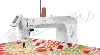 Husqvarna Viking Platinum 16 Mid-arm Quilting Machine