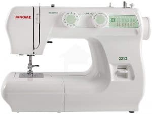Janome 2212 Sewing Machine Review