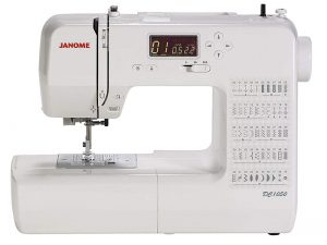 Janome DC1050 Computerized Sewing Machine Review