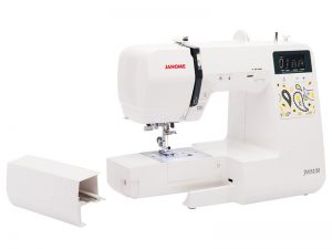 Janome jw8100 Computerized Sewing Machine Review