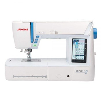Janome Skyline S7 Review