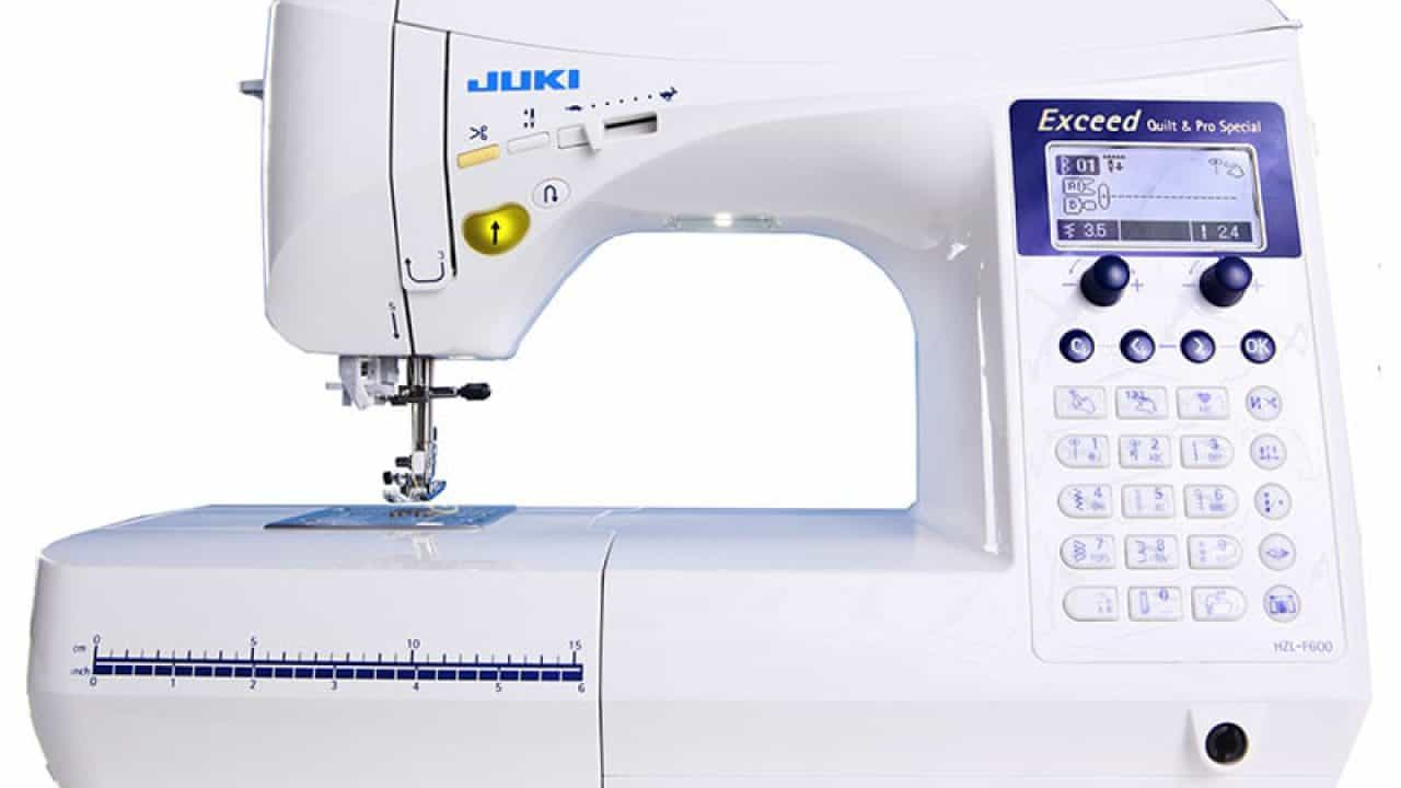 Juki HZL-F600 Review – This Is The King Of The Exceed Line