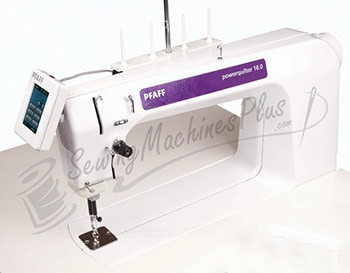 Pfaff Powerquilter 16.0 Mid-arm Quilting Machine