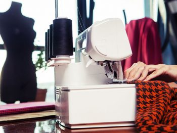 Sew with Serger Sewing Machine