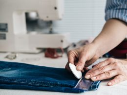 Sewing Machine For Hemming Jeans