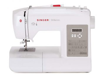Singer Brilliance 6180 Review
