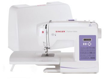 Singer Fashion Mate 5560 Sewing Machine Review