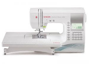 SINGER Quantum Stylist 9960 Computerized Sewing Machine Review