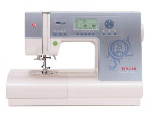 SINGER Quantum Stylist 9980 Computerized Portable Sewing Machine Review