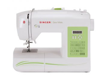 Singer Sew Mate 5400 Review