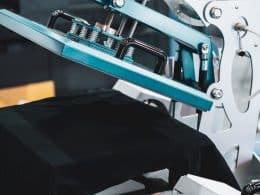 size in heat press machines